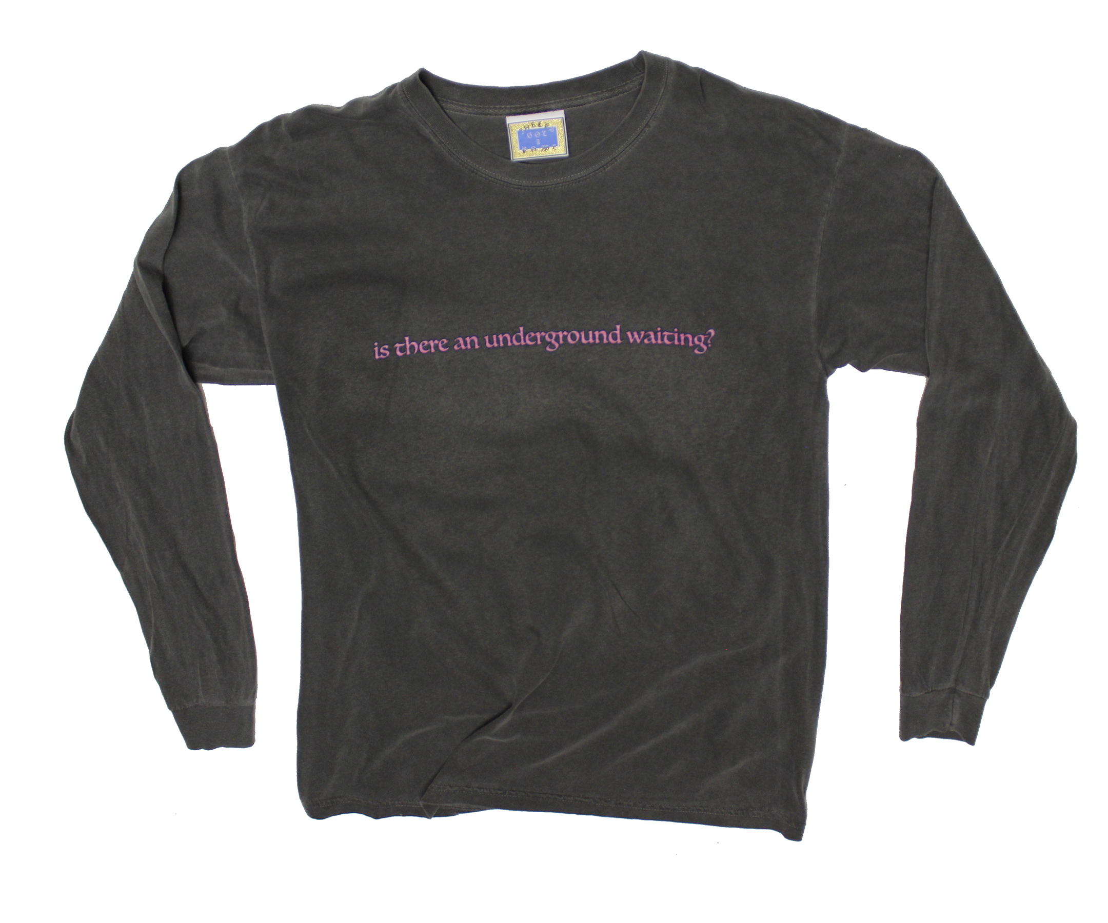 daisies underground waiting long sleeve