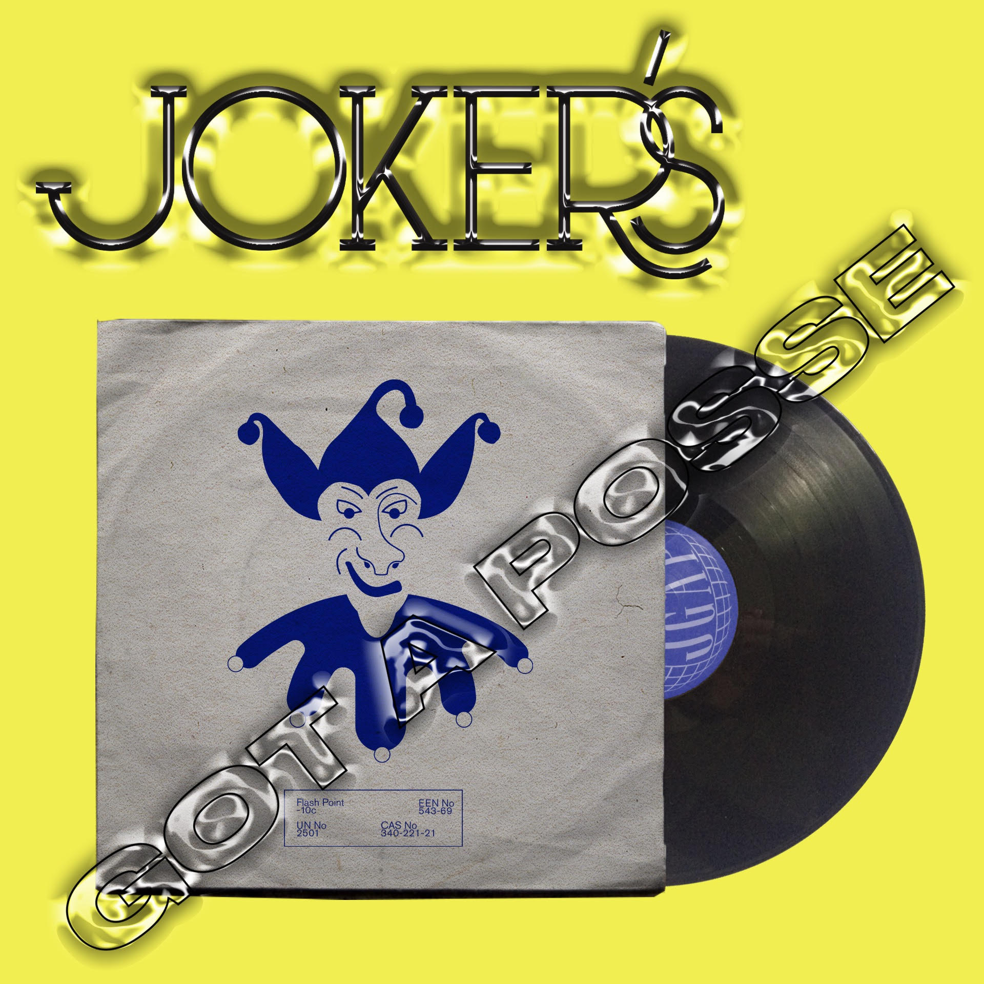 jokers got a posse record shop